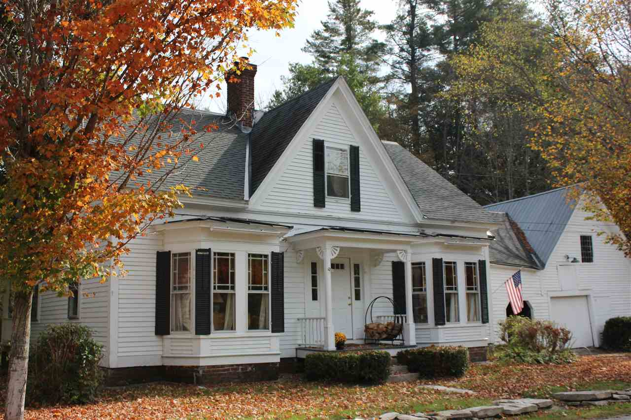 Imagine yourself in this Very Vermont Farmhouse!...