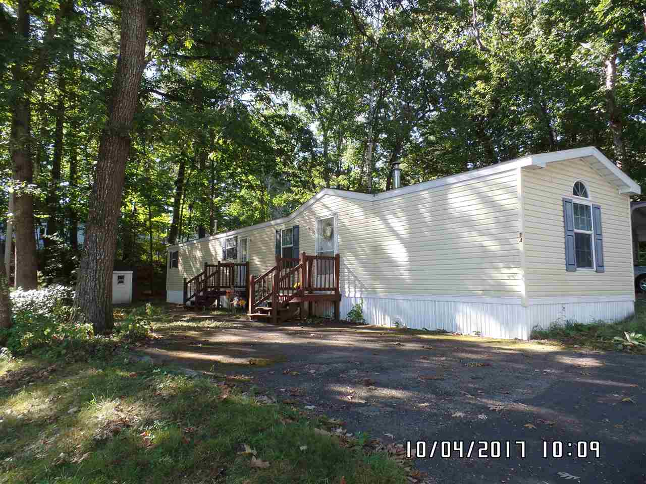 Merrimack NH Mobile-Manufacured Home for sale $List Price is $65,000