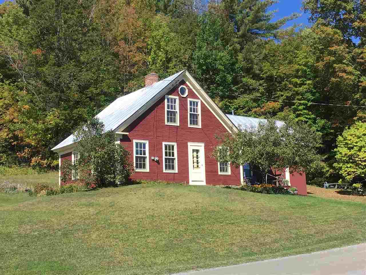 WASHINGTON VTHome for sale $$169,000   $123 per sq.ft.