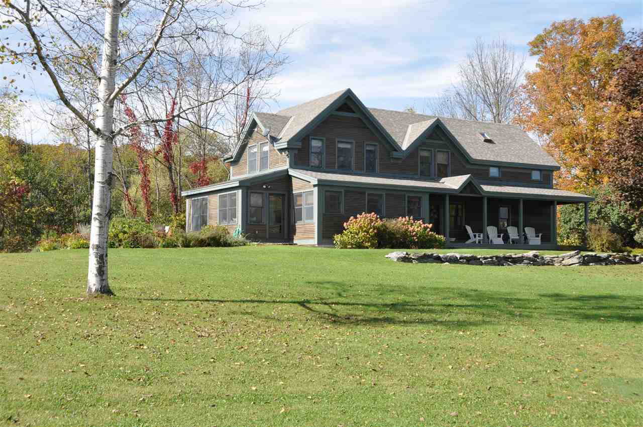CORNWALL VT Home for sale $$549,000 | $229 per sq.ft.