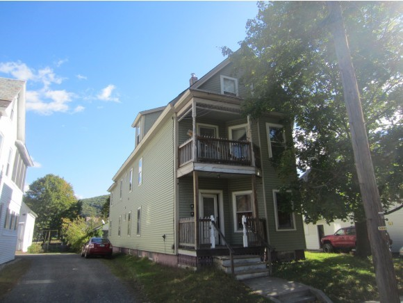 Owner occupied 3-unit with excellent rental...