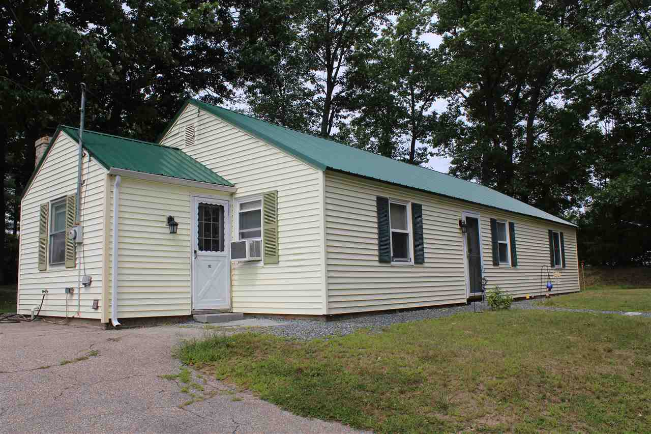 Meredith NH Home for sale $$178,000 $143 per sq.ft.