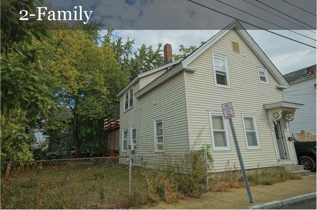 Nashua NH Multi Family for sale $List Price is $169,900