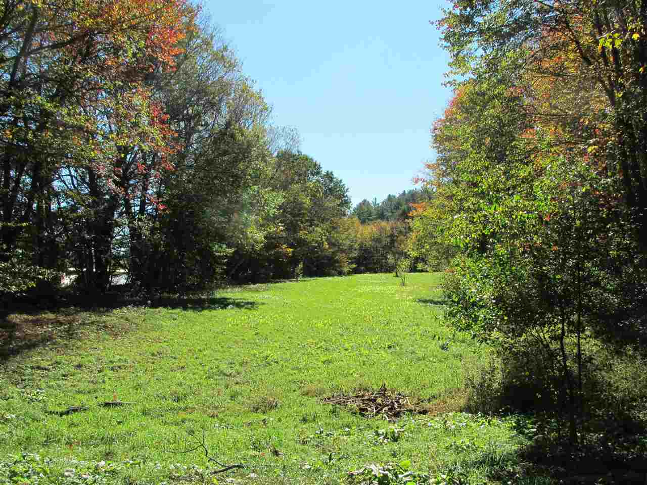 Pleasant 6-acre lot in Putney! There is pretty,...