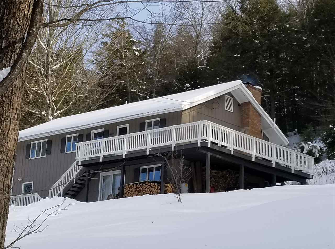 Newly renovated raised ranch on a private 3 acre...