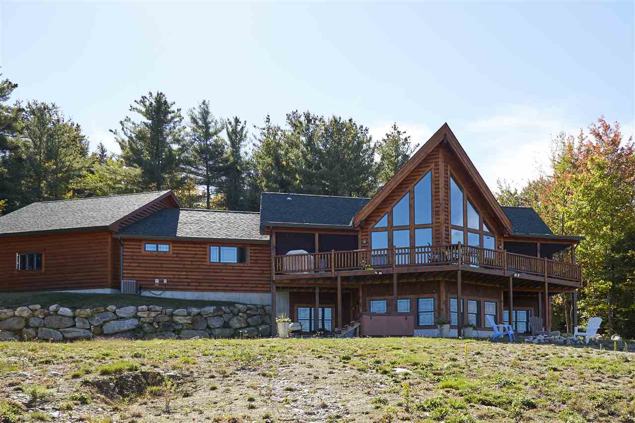Eaton nh real estate eaton nh lakefront home for sale for Lakefront homes