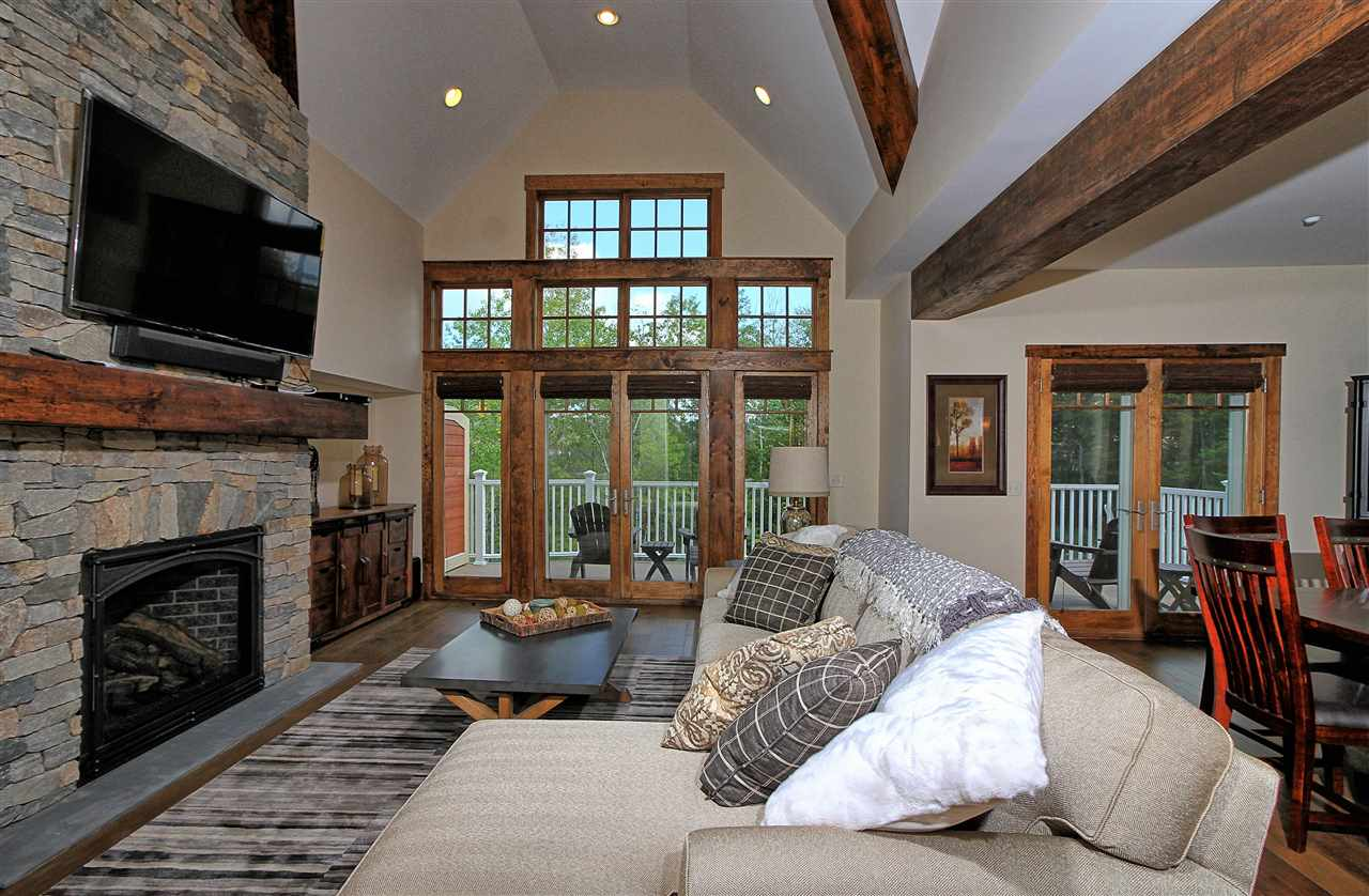 3,500 square feet of trailside luxury living in...