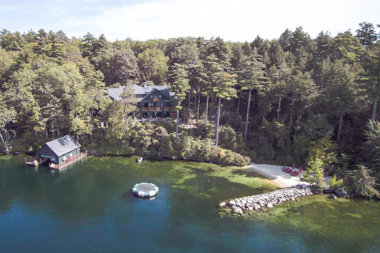 WOLFEBORO NH  Home for sale $9,900,000