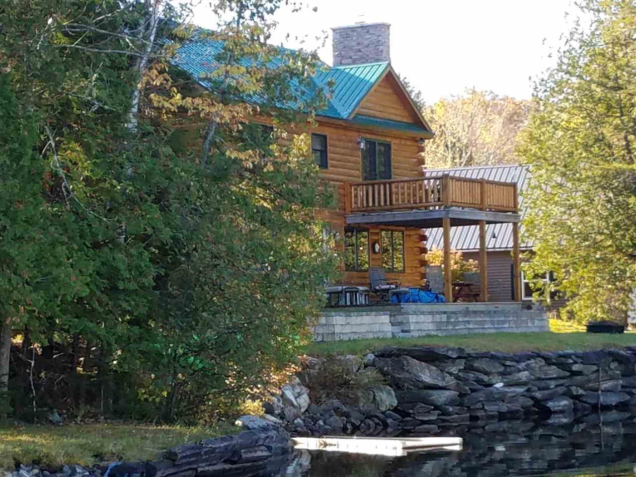 BARNET VTLake House for sale $$725,000 | $280 per sq.ft.