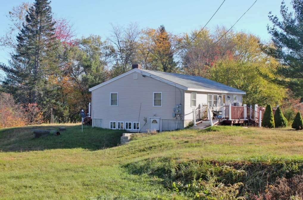 VILLAGE OF NORTH SPRINGFIELD IN TOWN OF SPRINGFIELD VT Multi Family for sale $$119,000 | $143 per sq.ft.