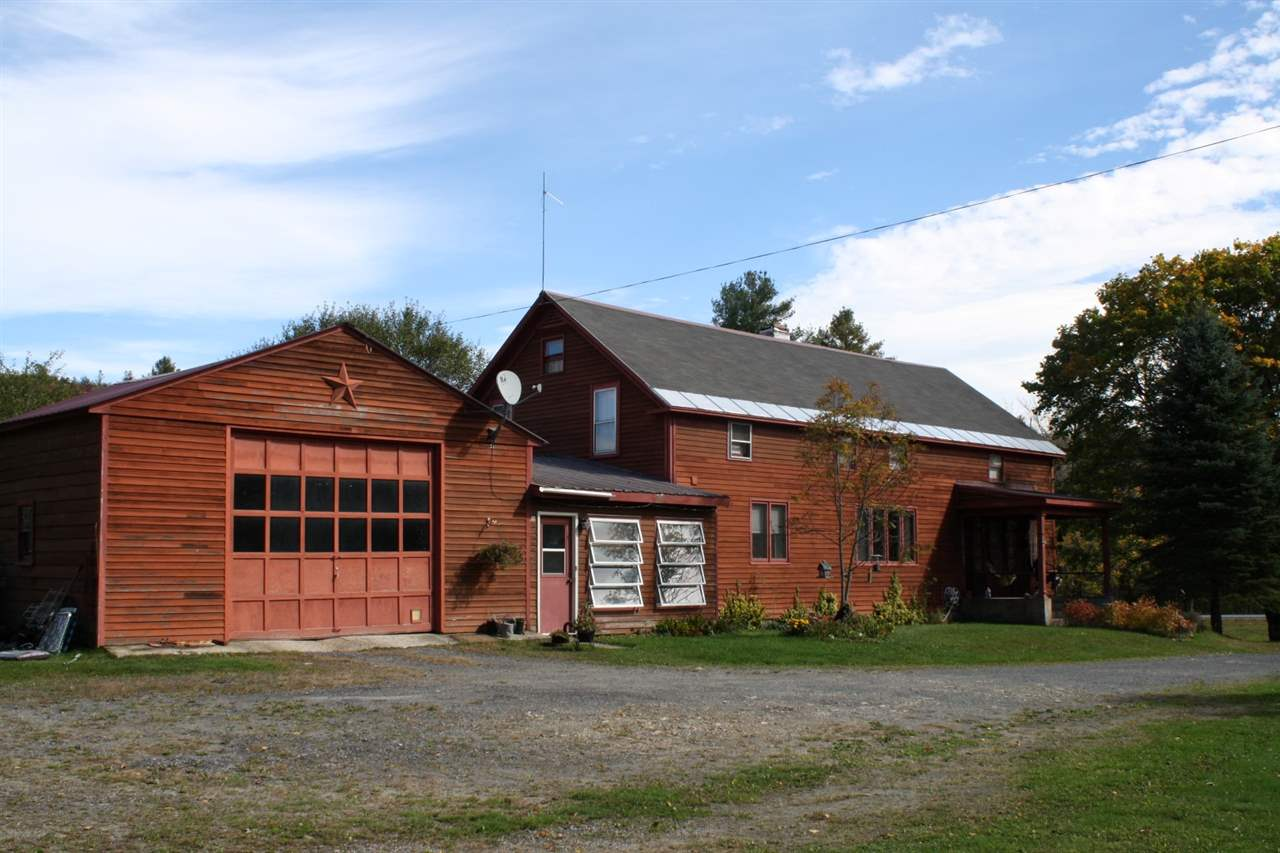 Antique one-room school house transformed by the...