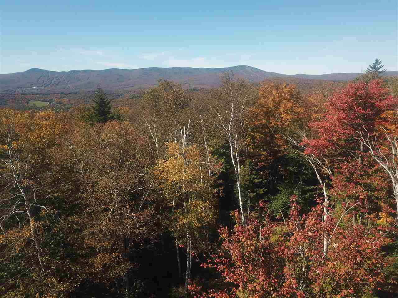 11.26 acre parcel near the end of a private...