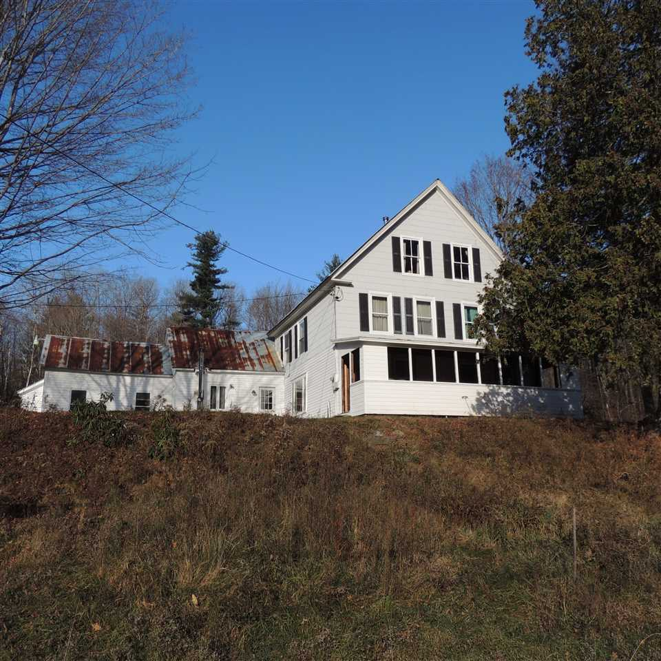 Antique farmhouse in great location for in home...