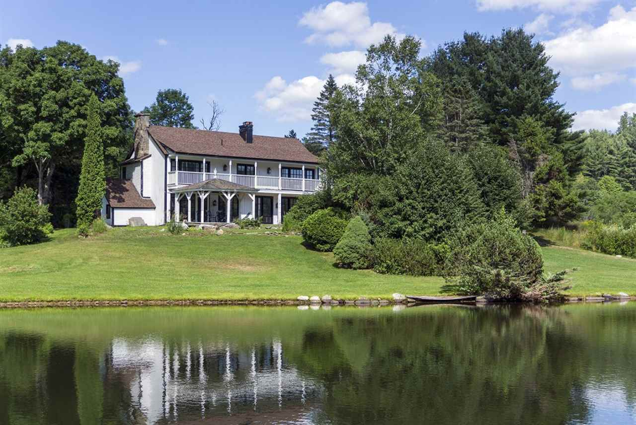Situated on a scenic 8.34   acres, this 2,571  ...