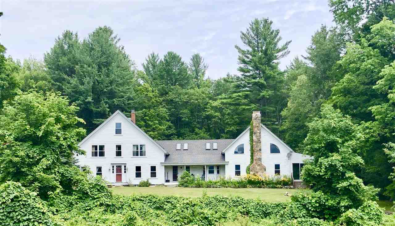 A rare opportunity to own a Vermont Farmhouse on...
