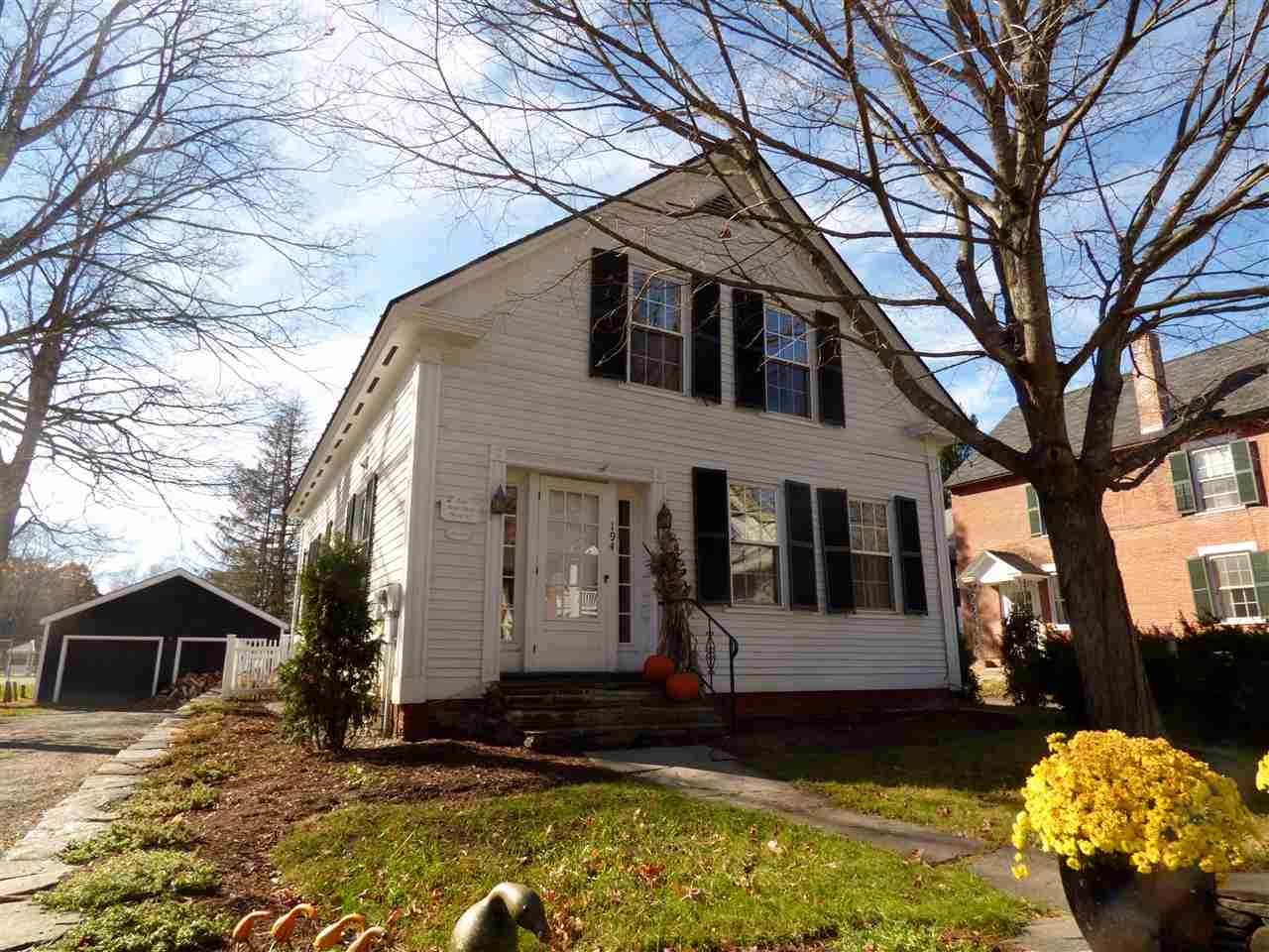 Classic 1844 Grafton home,with recent total...