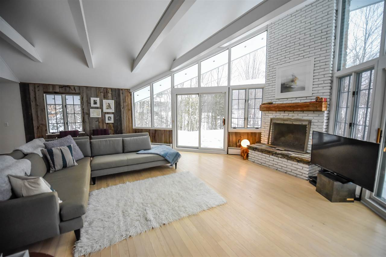 Beautifully renovated contemporary chalet located...
