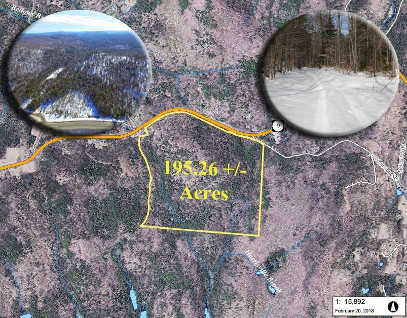 Great large acreage opportunity in Windham...