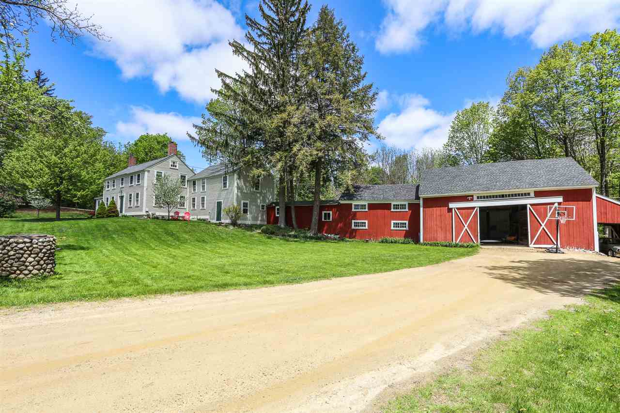 Historic Distinctive Properties Of New England