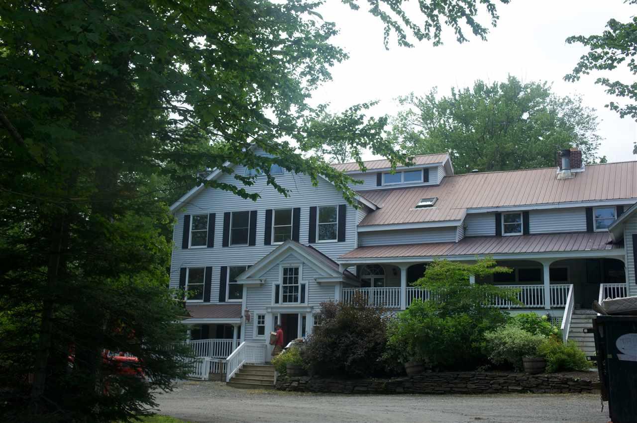 The Snow Goose Inn garners a long history of...