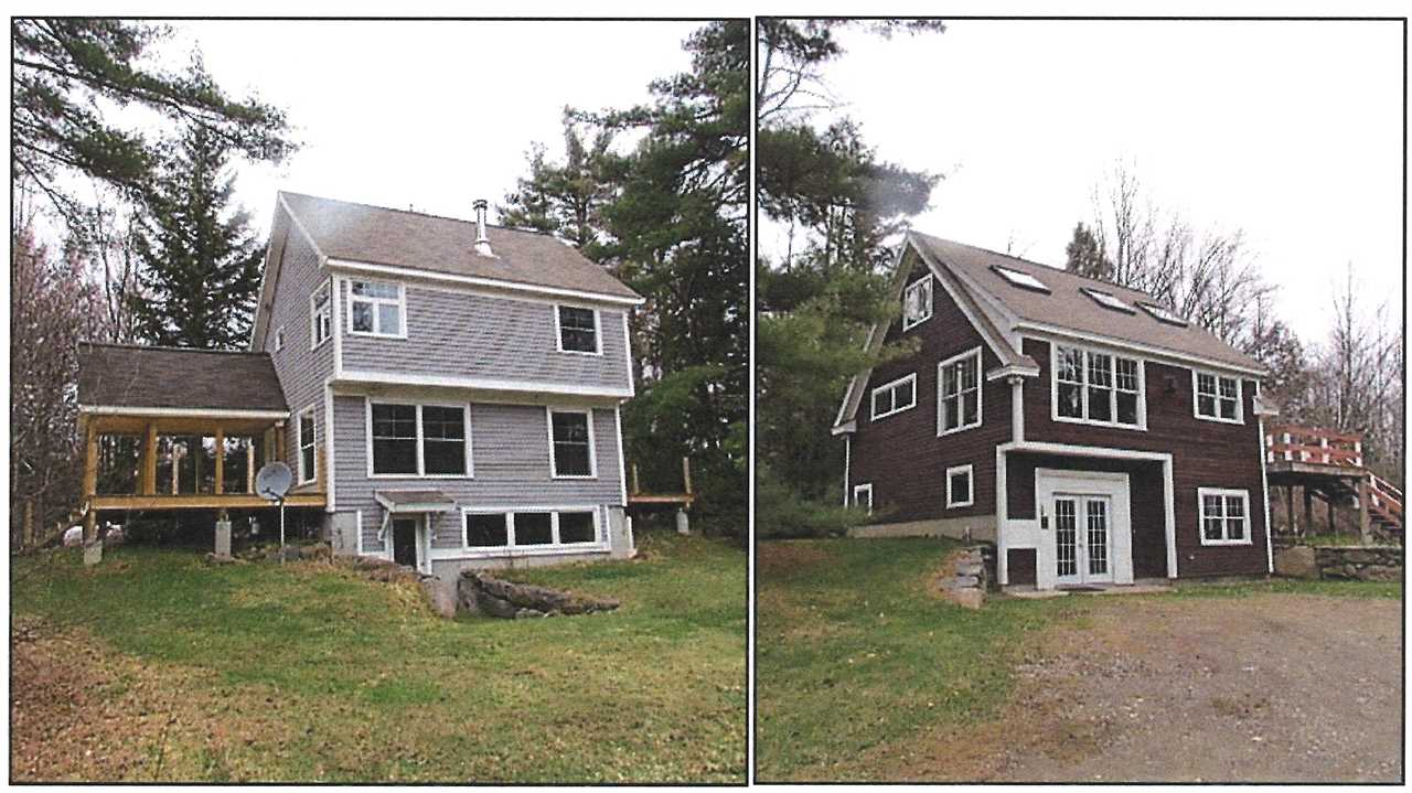 Calling all nature lovers! Two custom build homes...