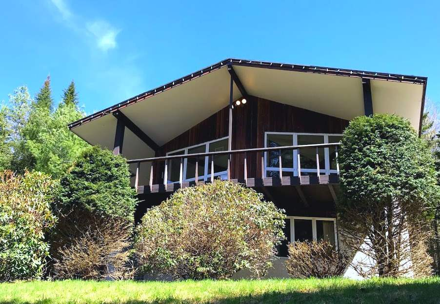 Enjoy exceptional views of Haystack Mountain from...