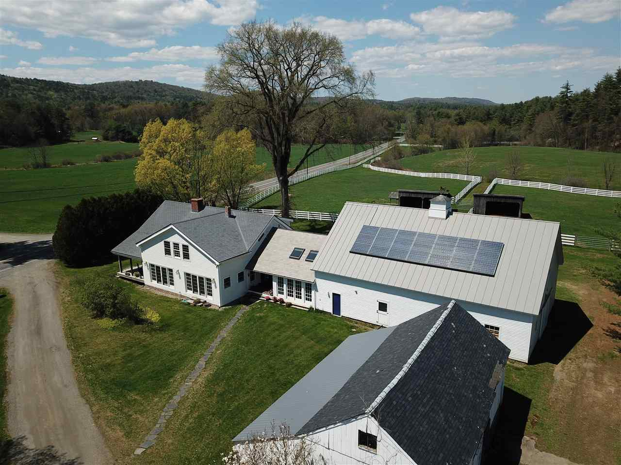 MALHANA Farm  A southern Vermont Gem!  Situated...