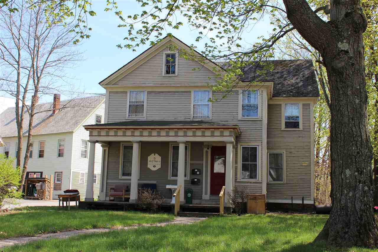 This very special 1830 Colonial certainly makes a...