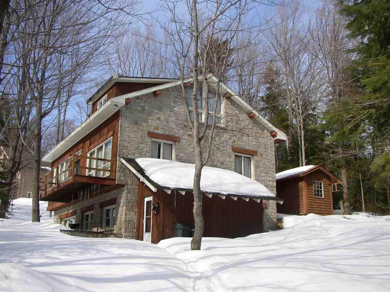 LOCATION LOCATION LOCATION!!  Perfect ski home...