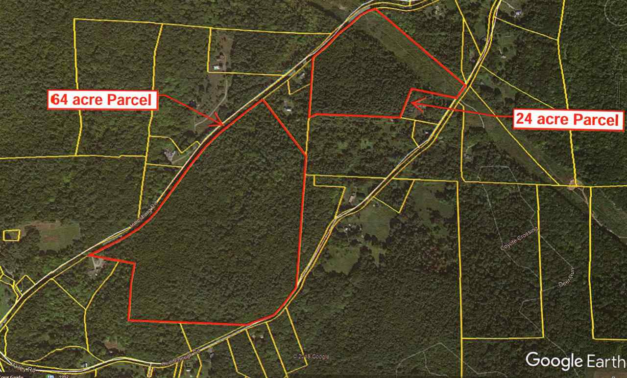 64 ACRES within minutes of downtown Brattleboro! ...
