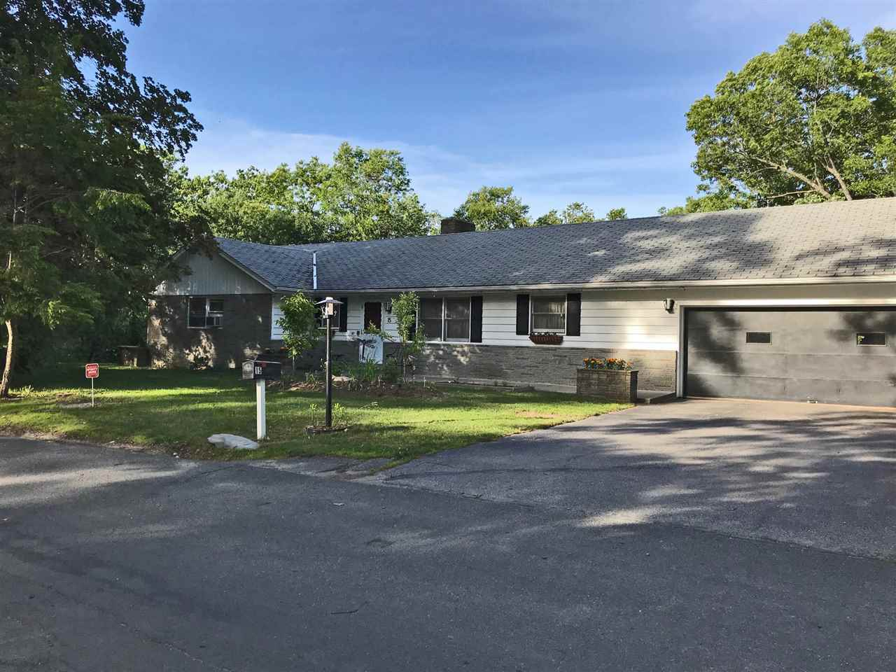 This fabulous circa 1960 home, offers a...