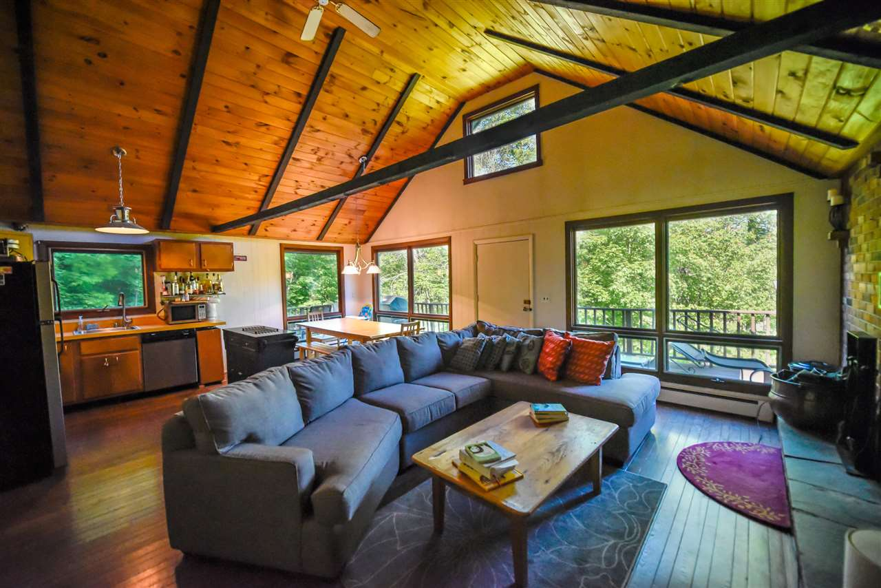 Charming partially updated chalet nestled in the...