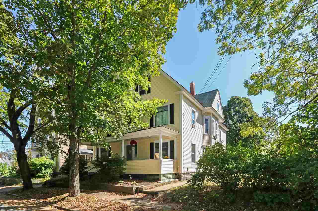 image of Concord NH  3 Unit Multi Family | sq.ft. 7956