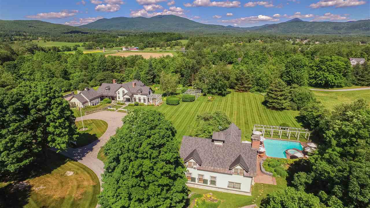 A true Vermont oasis ideally located in a quaint...