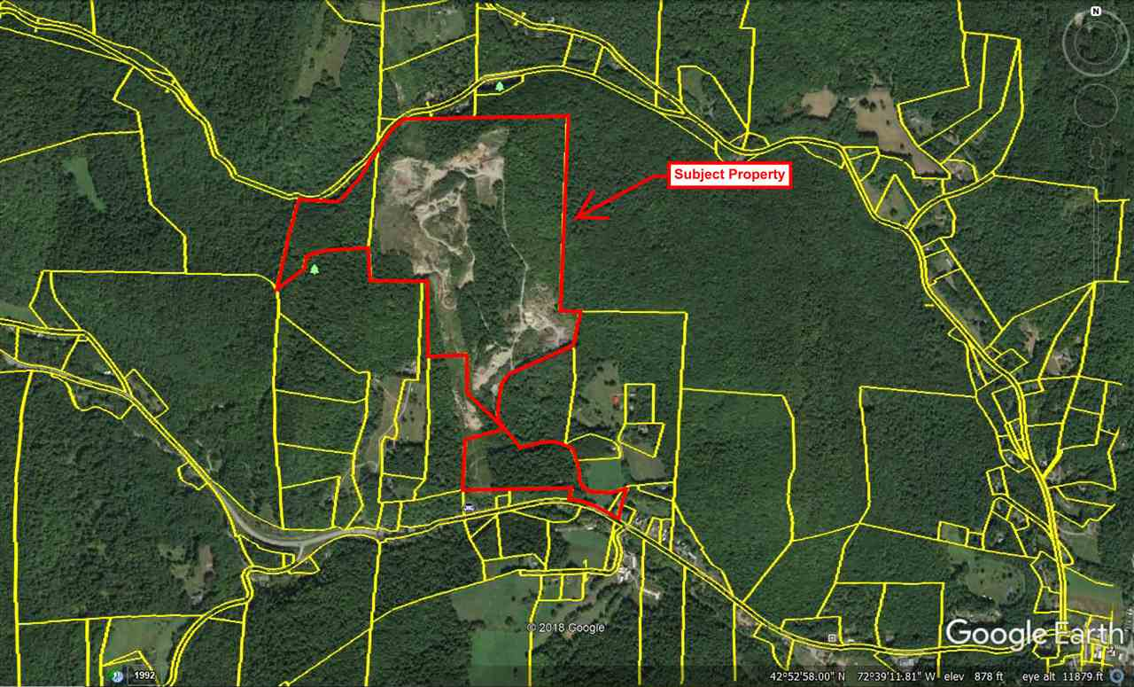 158 acres available, with an active, permitted...