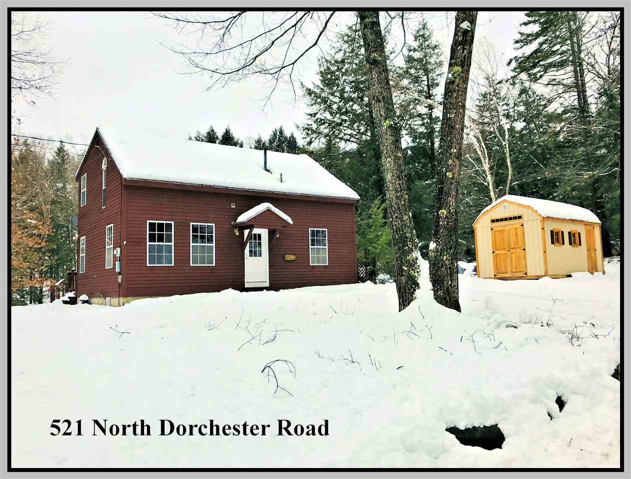 Main Image of 521 North Dorchester Wentworth NH 03282