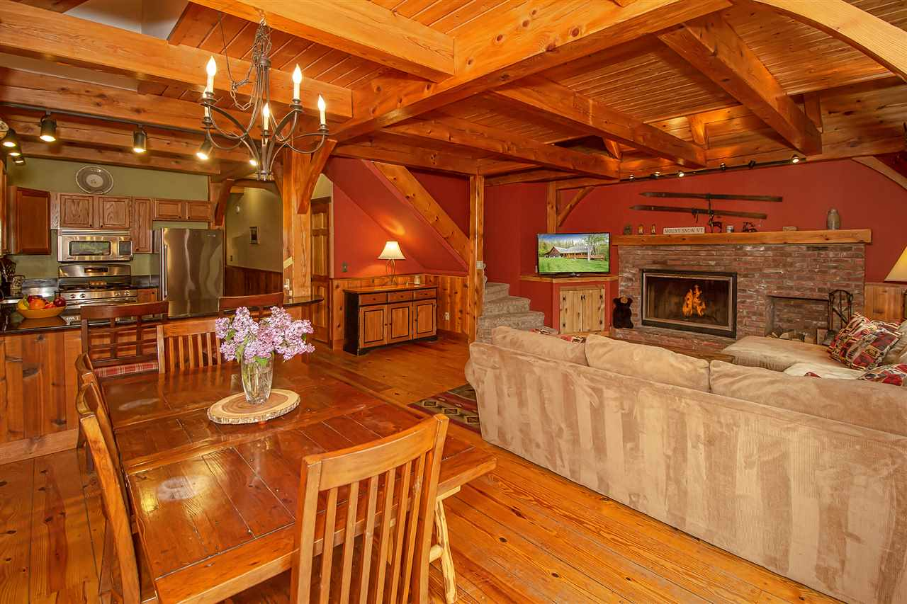 Big Price Reduction! Owner built Post and Beam...