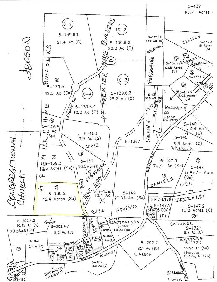 Well priced lot located 3.4 miles to Mount Snow,...