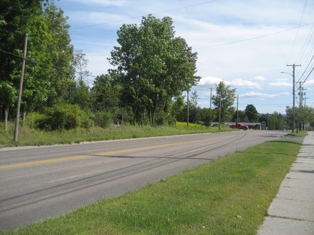 Commercial land in a great spot on Route 7 north...