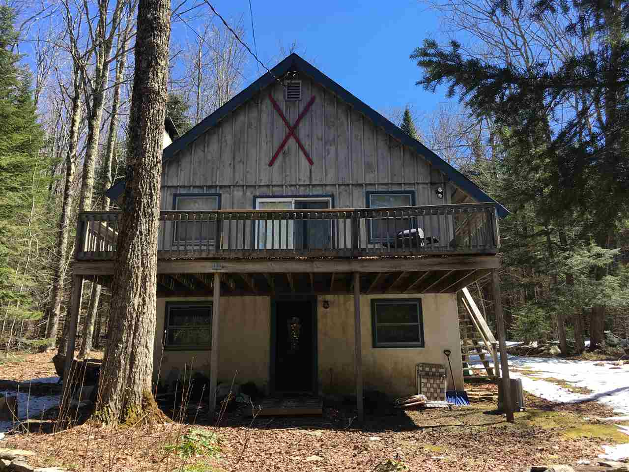 Vintage Chalet in Section C! Direct VAST access,...