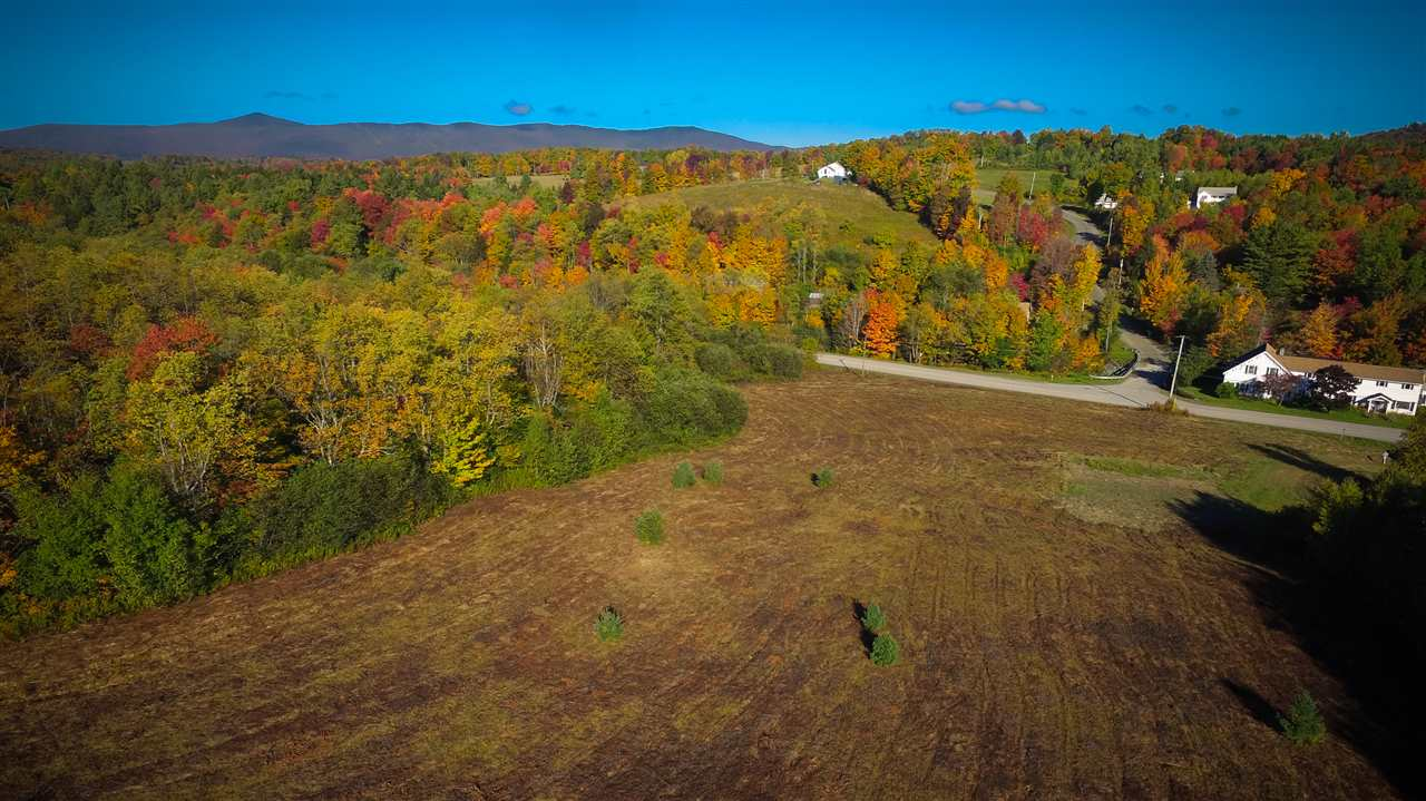 Gorgeous 10.7 acre pastoral building lot on...