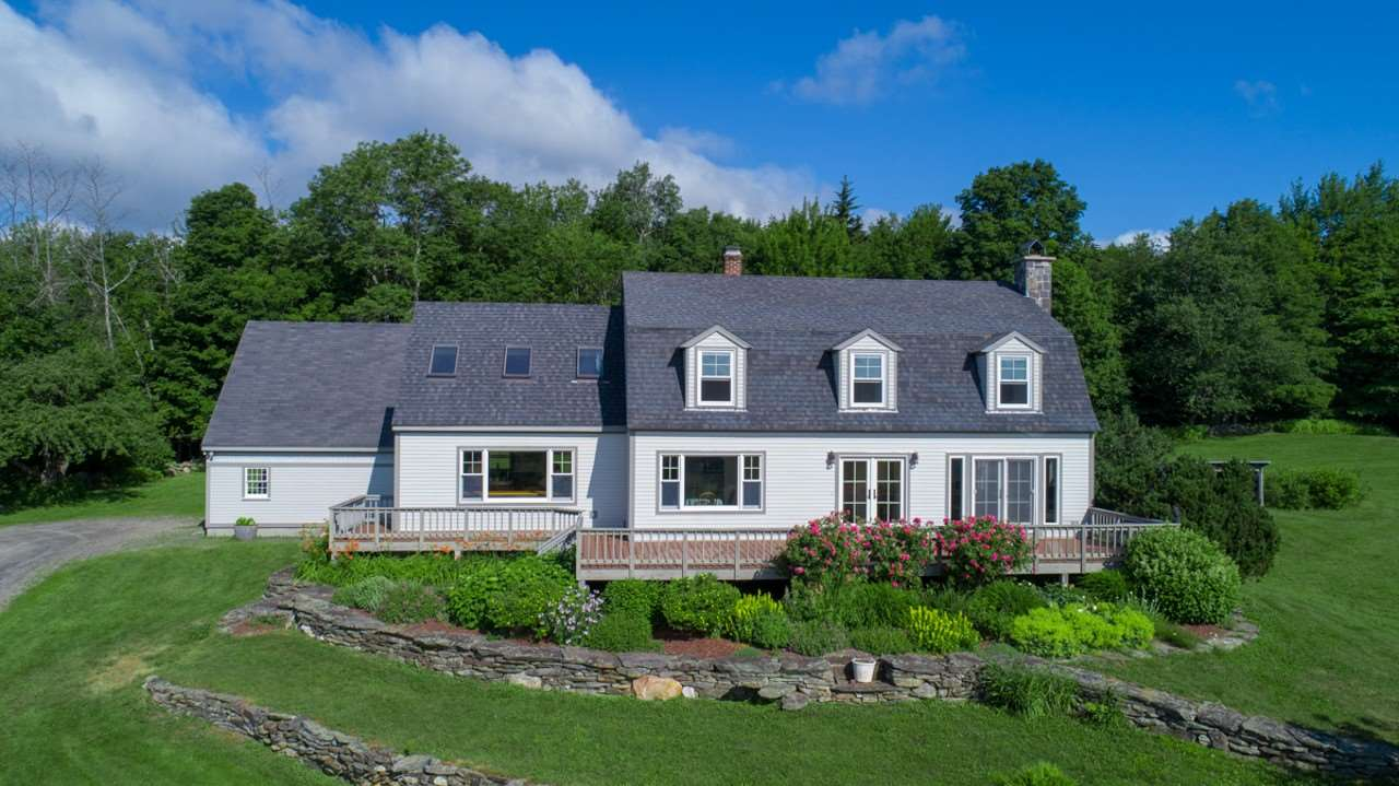 This special Vermont property has spectacular...
