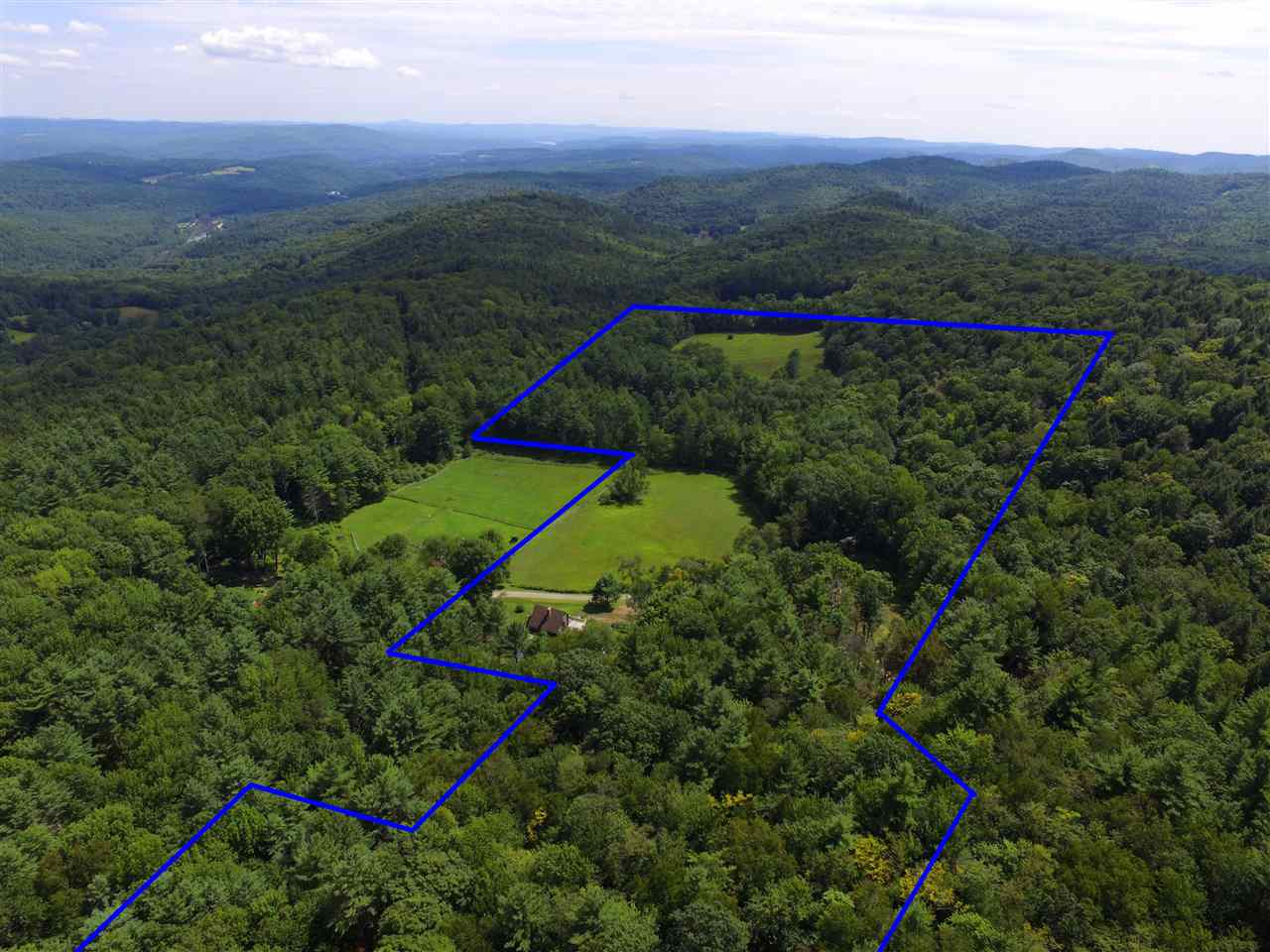 122 acres of gorgeous land located in desired...