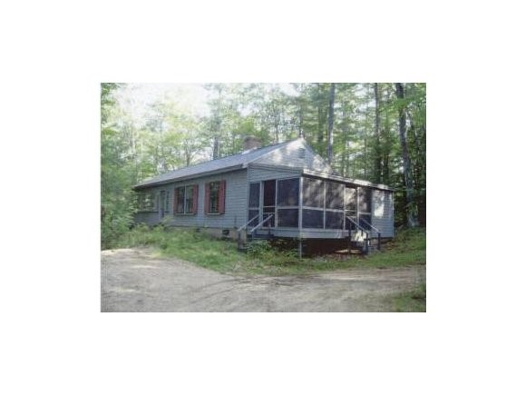 ALTON NH for rent $Furnished Single Family $1,200  Term Weekly