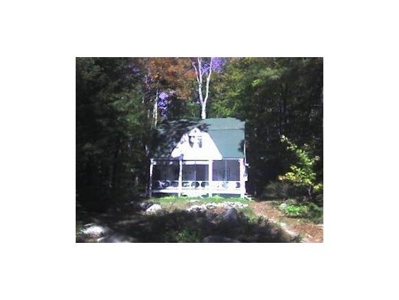 Village of Melvin Village in Town of Tuftonboro NH Single Family for sale