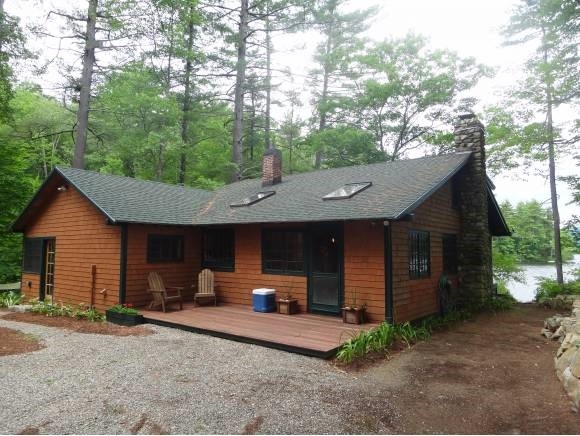 MLS 4217655: 55 Laurel Island Lane, Holderness NH
