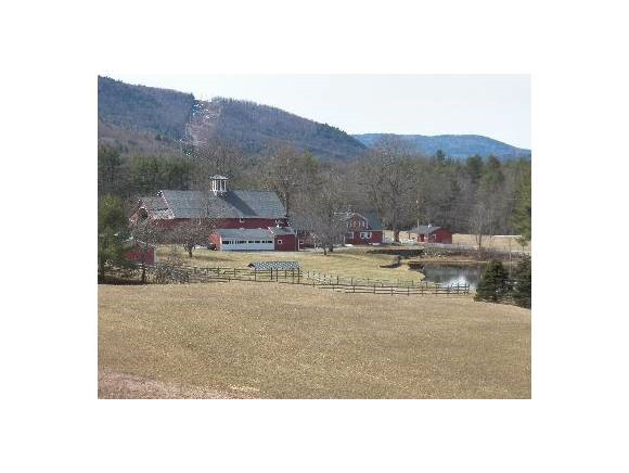 Brookline VT Horse Farm | Property