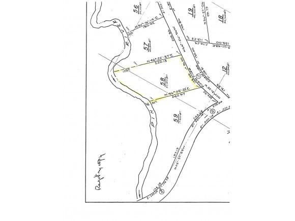 EFFINGHAM NH LAND  for sale $31,600