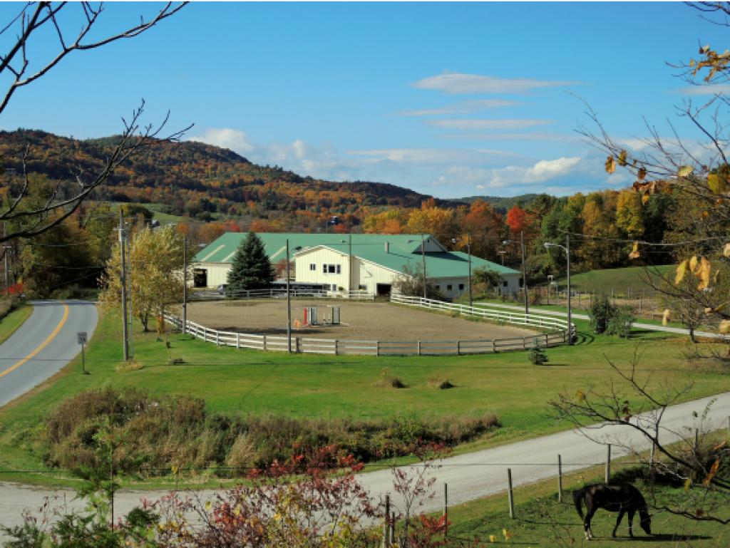 Pittsford VT Horse Farm | Property  on Otter Creek