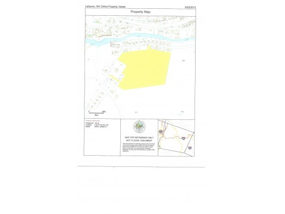 LEBANON NH LAND  for sale $$375,000 | 26.86 Acres  | Price Per Acre $15,822  | Total Lots 2